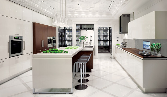 downsview kitchens portfolio - modern - kitchen - montreal -