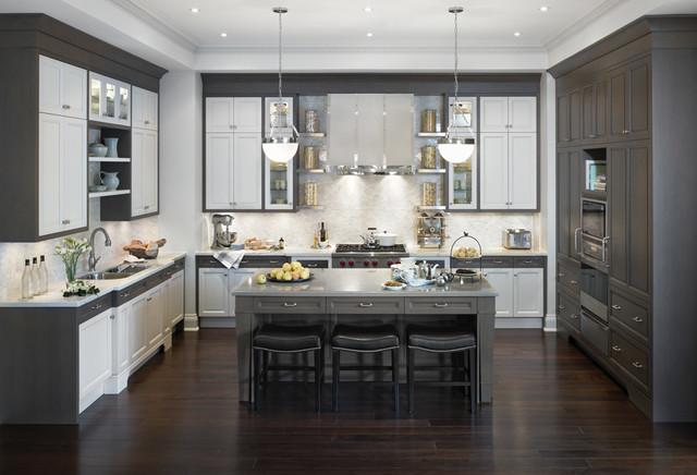 Downsview Kitchens Portfolio - Contemporary - Kitchen - Montreal ...