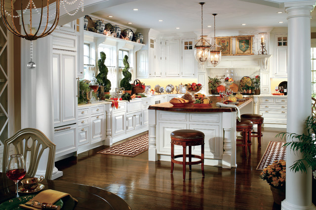 Downsview Kitchens Portfolio traditional-kitchen