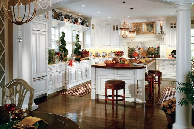 Downsview Kitchens Portfolio traditional-kitchen