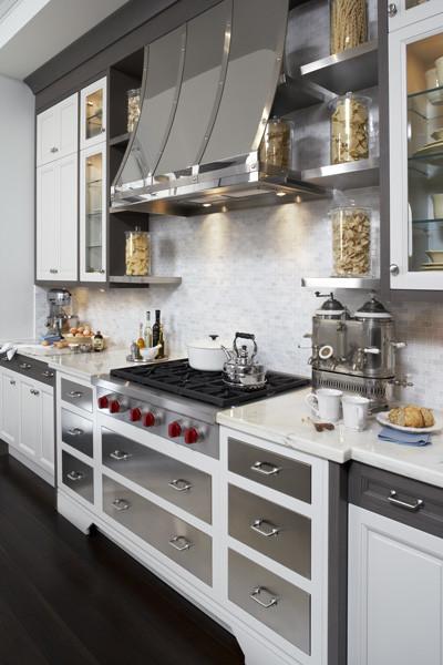 Downsview Kitchens Portfolio - Transitional - Kitchen ...