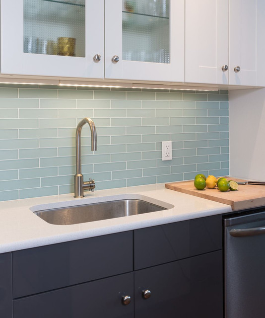 Downtown Condo Kitchen Remodel