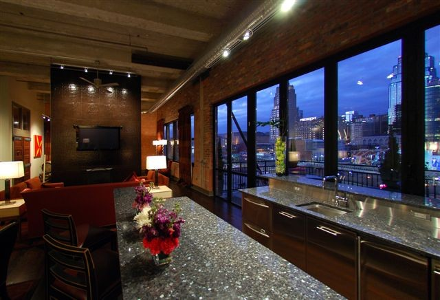 Downtown Kansas City Loft