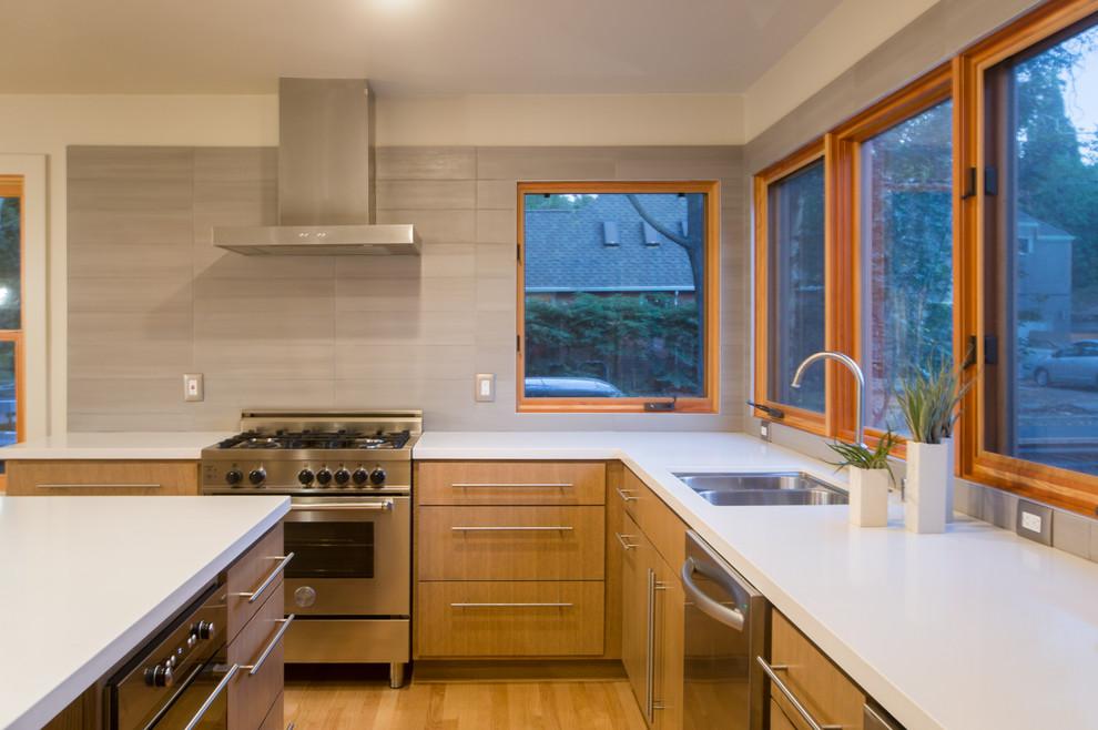 Downtown Modern Cottage - Modern - Kitchen - Sacramento ...