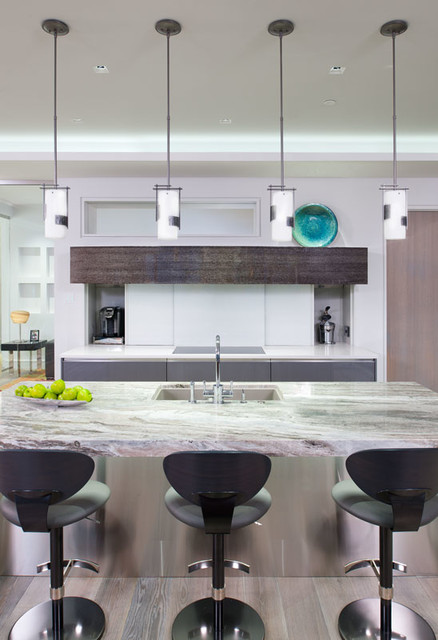 Pittsburgh whole condo contemporary kitchen other by kitchen
