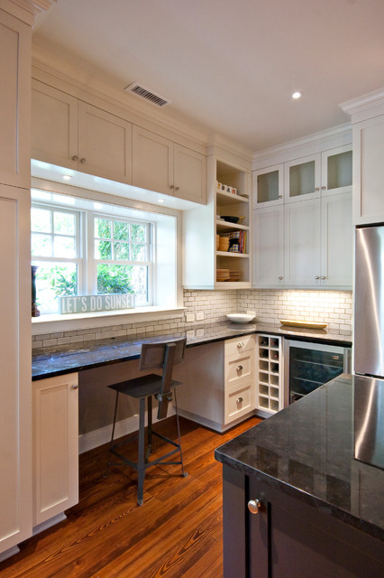 Downtown Remodel traditional-kitchen