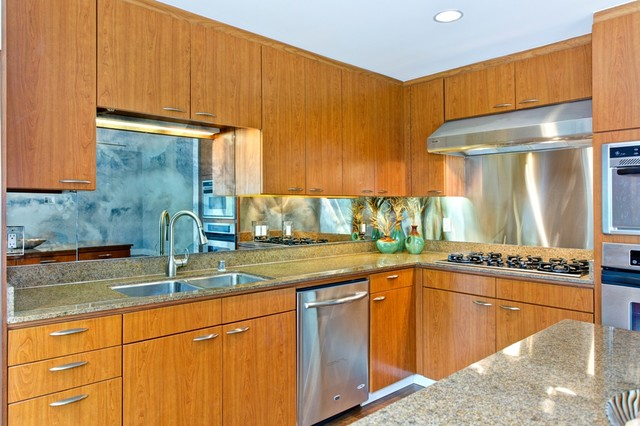 Downtown san diego condo kitchen remodel cairnscraft design remodel contemporary kitchen - Kitchen designer san diego ...