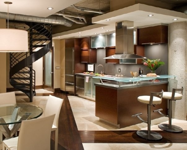 Downtown san diego design studio west contemporary kitchen san diego by arise art group - Kitchen designer san diego ...