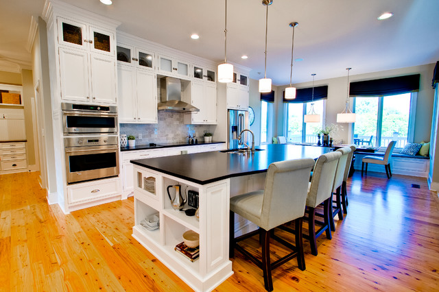 downtown zionsville traditional kitchen indianapolis