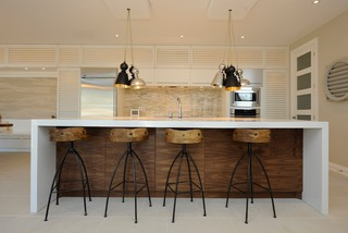 Dream Home 2010 'Hottage' contemporary-kitchen