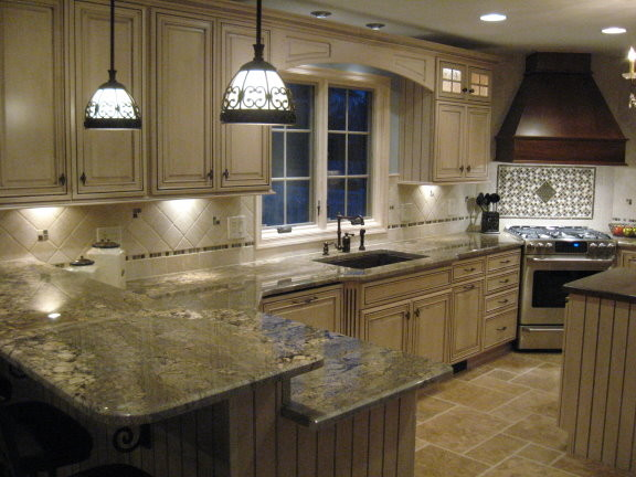 Dream Kitchen by Antuan Frayman - Traditional - Kitchen - philadelphia - by Master Kitchen ...