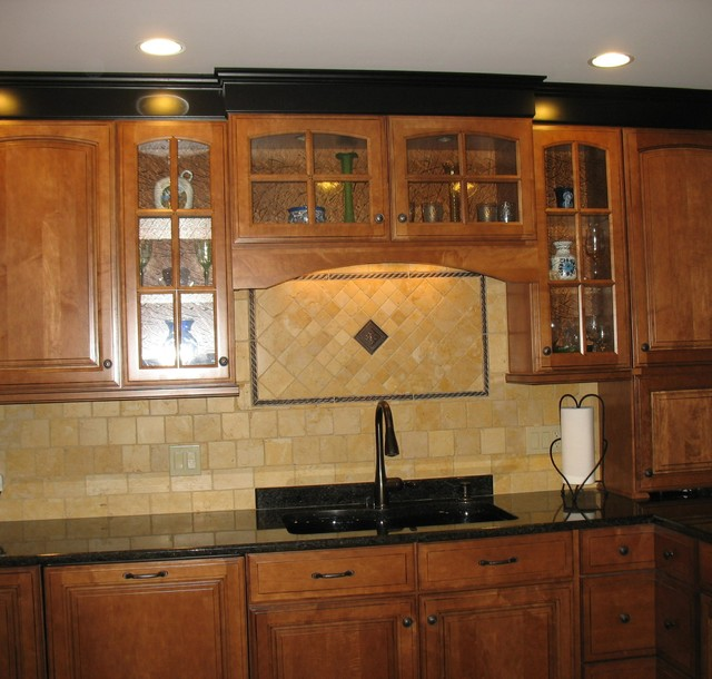 Dream Kitchen Makeover Winners - Traditional - Kitchen - Other - by Wellborn Cabinet, Inc.