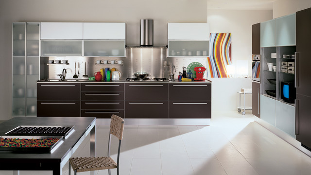 Dream Kitchen - Scavolini - Modern - Kitchen - Melbourne - by ...