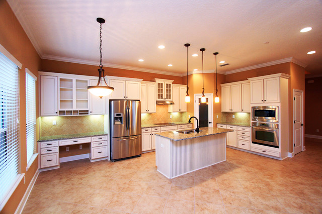 Dreambuilder 10 key west in jacksonville beach beach for Kitchen design jacksonville fl
