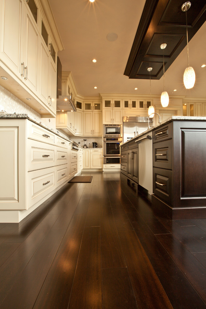 Drop Ceiling Lighting - Modern - Kitchen - Vancouver - by ...