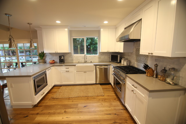 Drop Down And Recessed Lighting