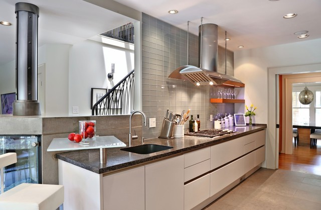 Druid Hills Craftsman Revival Modern Kitchen Atlanta By Ross Design Inc