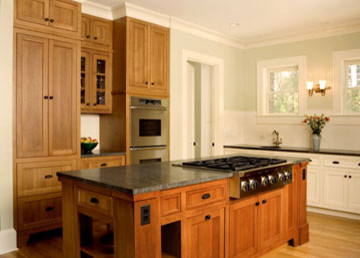 Druid Hills traditional-kitchen