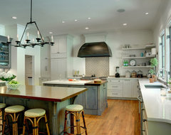Druid Hills Renovation contemporary kitchen