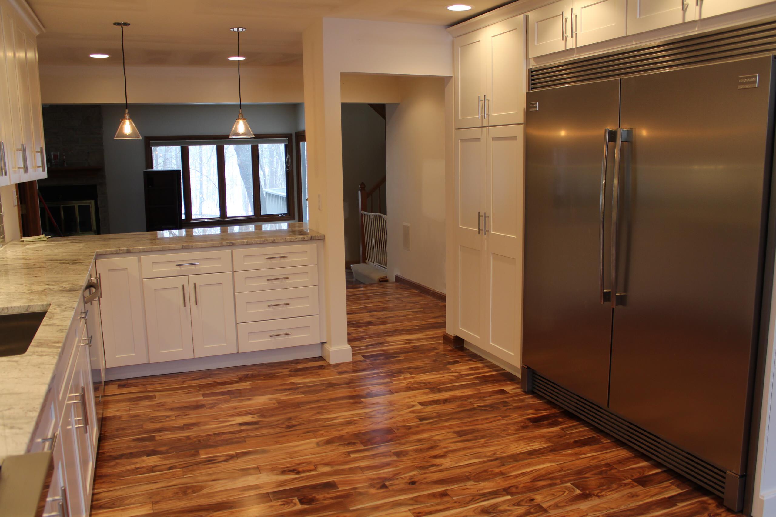 Dublin, Muirfield complete kitchen remodel