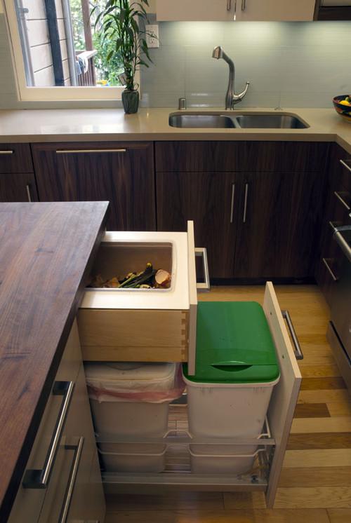 duboce park flat - kitchen