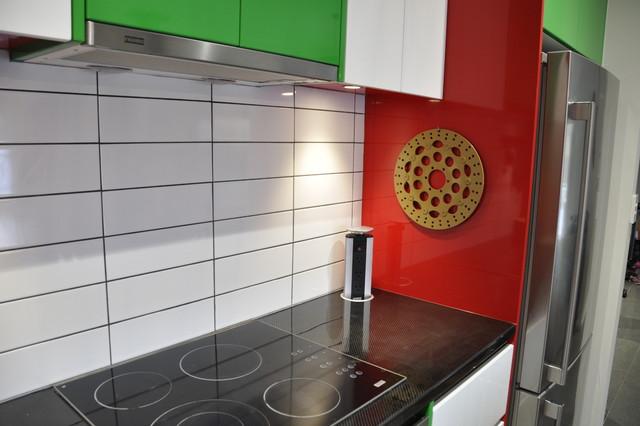 Ducati kitchen modern kitchen hobart by sbcdesigns for Kitchen designs hobart