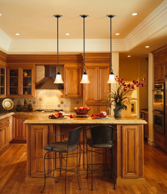Duchess Ceiling Pendant from Quoizel Lighting - kitchen - by