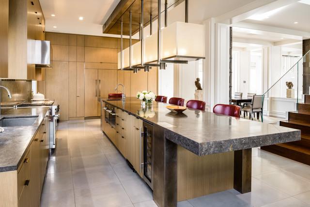 Duchess Mansion contemporary-kitchen
