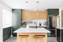 Photothèque : 40 nuances de vert pour la cuisine