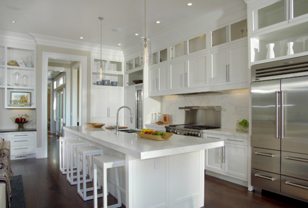 Duffield-Washington traditional-kitchen