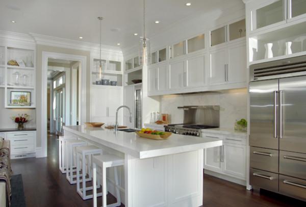 Duffield-Washington traditional-kitchen