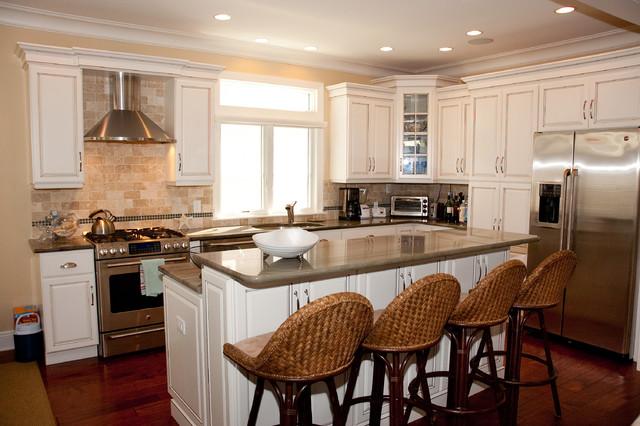 Duffy residence al mare cucina new york di paul r - Cucina al mare ...
