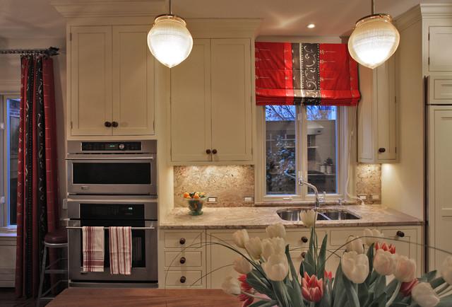 Duke Street, Alexandria eclectic-kitchen