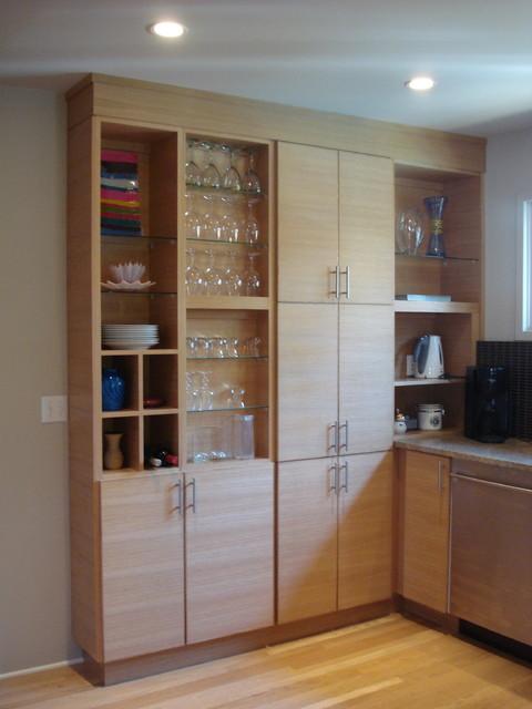 Dulin Kitchen Remodel modern-kitchen