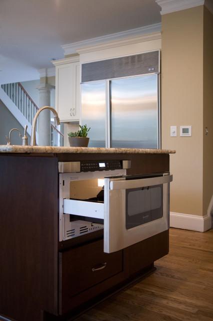 Duluth Kitchen Remodel modern-kitchen