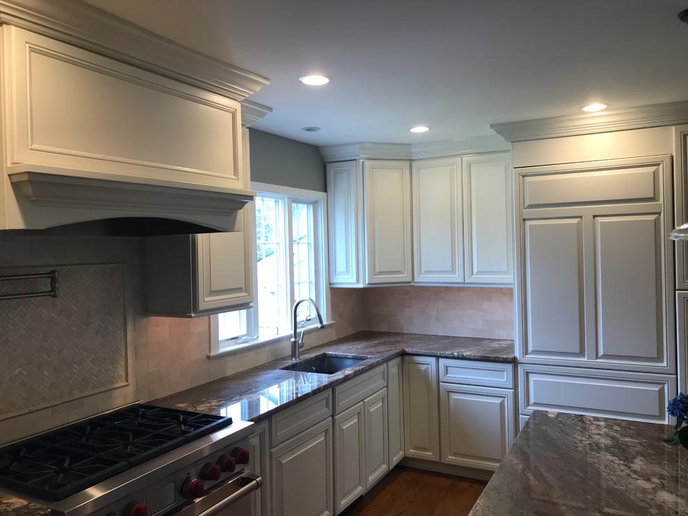 Dune white kitchen cabinets! - Kitchen - New York - by UNO ...