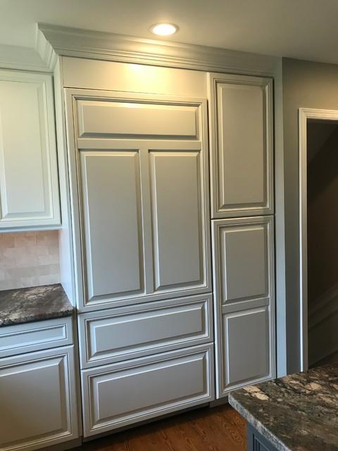 Dune White Kitchen Cabinets, White Cabinet Kitchens