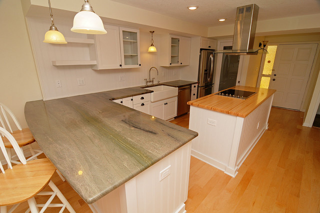 Dunedin Condo Renovation Traditional Kitchen Tampa By Larissa Berendsen S W Kitchens Inc