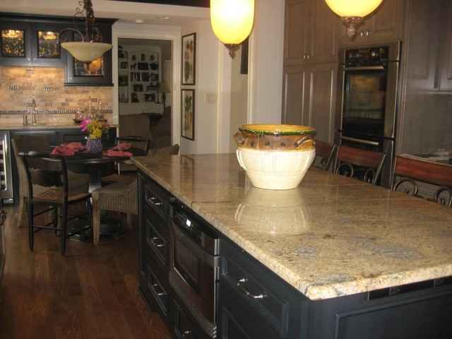 Dunwoody Remodel traditional-kitchen