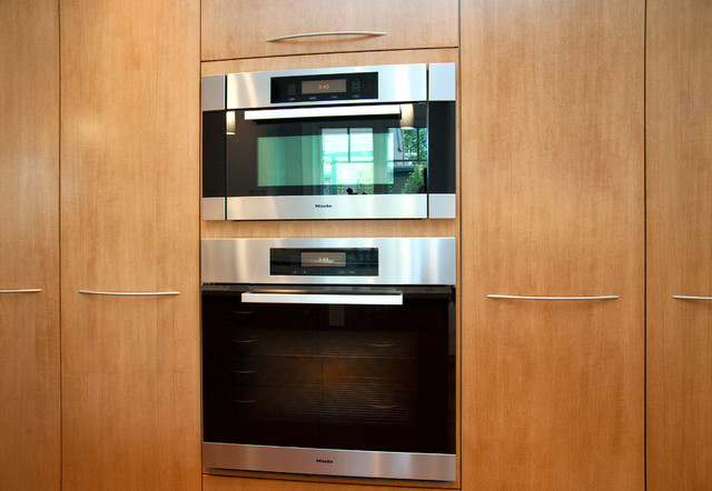 Duplex near harvard square cambridge massachusetts for Anigre kitchen cabinets