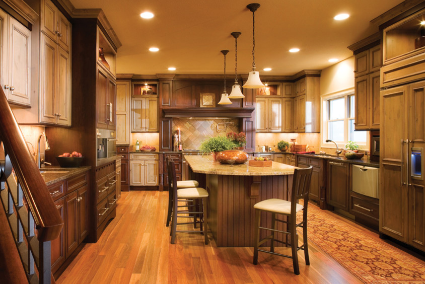 Dura Supreme Cabinetry - Traditional - Kitchen - Other ...