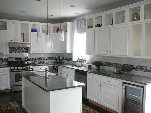 Durgin Res. traditional-kitchen