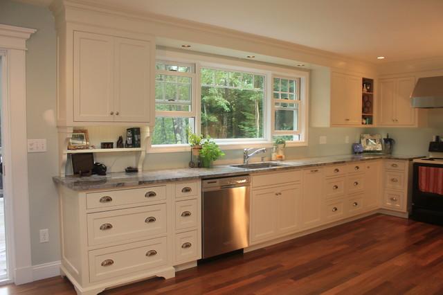 Durham Kitchen traditional-kitchen
