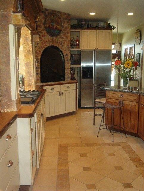 Dutch colonial kitchen traditional kitchen other for Kitchen remodel colonial home