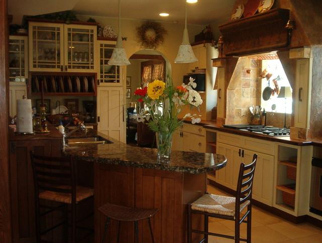Dutch Colonial Kitchen - Traditional - Kitchen - Detroit - By