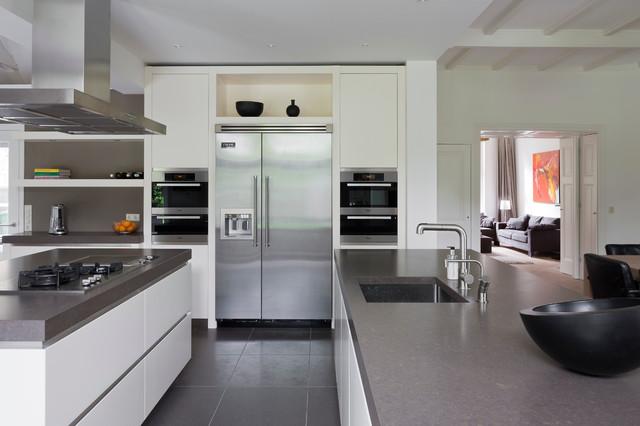 Greeploze Keuken Wit Mat : Dutch Kitchens