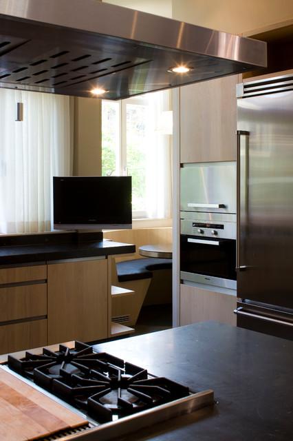 Dutch Kitchens modern-kitchen