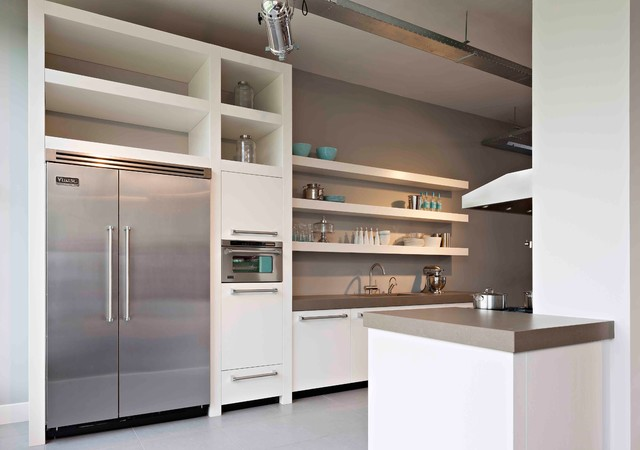 DUTCH kitchens: TRADITIONAL style contemporary-kitchen