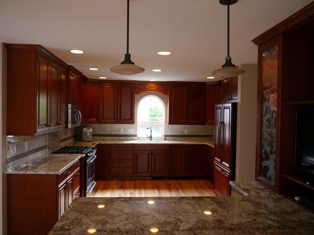 Duvall Kitchen traditional-kitchen
