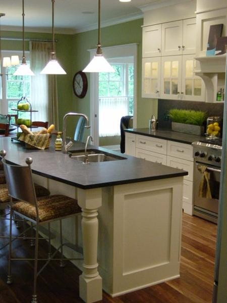 Dwellings eclectic kitchen